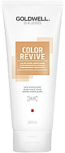 Fragrances, Perfumes, Cosmetics Toning Conditioner - Goldwell Dualsenses Color Revive Conditioner