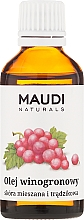 Fragrances, Perfumes, Cosmetics Grape Seed Oil - Maudi