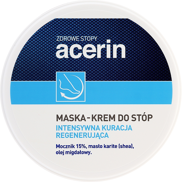 Foot Cream Mask - Acerin Mask