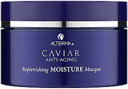 Fragrances, Perfumes, Cosmetics Hydrating Mask - Alterna Caviar Anti-Aging Replenishing Moisture Masque
