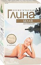 Fragrances, Perfumes, Cosmetics Cosmetic White Clay - MedikoMed