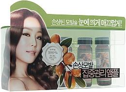 Fragrances, Perfumes, Cosmetics Argan Oil Ampoules - Welcos Confume Argan Treatment Hair Ampoule