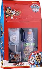 Fragrances, Perfumes, Cosmetics Set - Uroda For Kids Paw Patrol Red (sh/gel/250ml + edt/50ml + stickers)
