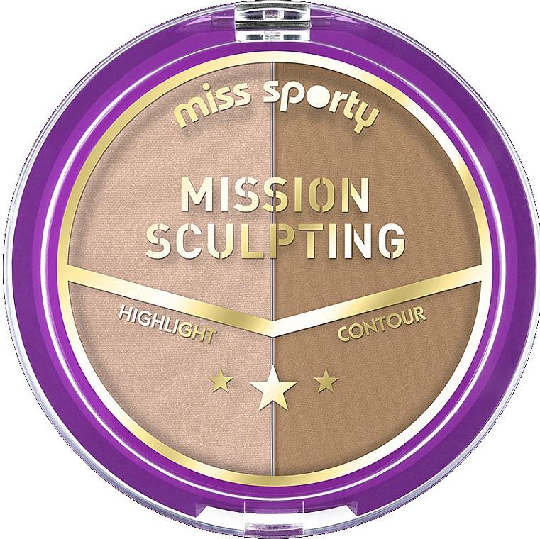 Contour Palette - Miss Sporty Mission Sculpting