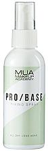 Fragrances, Perfumes, Cosmetics Makeup Fixing Spray - MUA Pro Base Fixing Spray