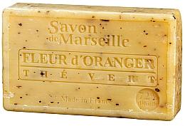 Fragrances, Perfumes, Cosmetics Natural Soap - La Maison du Savon de Marseille Orange Blossom & Green Tea Soap