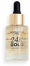 Fragrances, Perfumes, Cosmetics Face Primer - Revolution Pro 24k Priming Serum