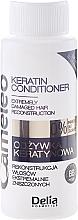 Fragrances, Perfumes, Cosmetics Salt-Free Keratin Conditioner - Delia Cameleo Anti Damage Conditioner