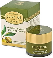 Fragrances, Perfumes, Cosmetics Express Day Comfort Cream - BioFresh Olive Oil Of Greece Express Comfort Day Care Cream