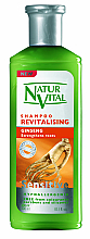 Fragrances, Perfumes, Cosmetics Revitalizing Ginseng Shampoo - Natur Vital Revitalizing Sensitive Ginseng Shampoo