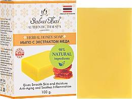 Fragrances, Perfumes, Cosmetics Honey Soap - Sabai Thai Herbal Honey Soap