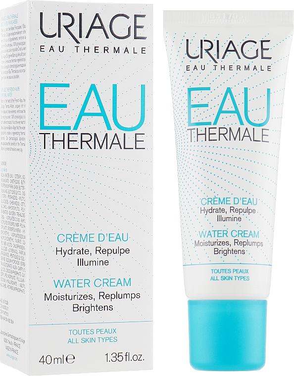 Light Moisturizing Cream - Uriage Eau Thermale Water Cream