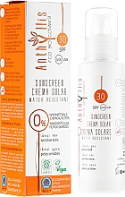 Fragrances, Perfumes, Cosmetics Waterproof Sunscreen Cream SPF30 - Anthyllis Sunscreen Creama Solar Water Resistant