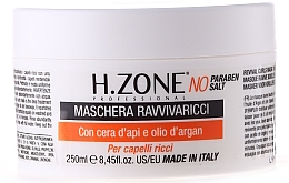 Fragrances, Perfumes, Cosmetics Mask for Brittle Hair - H.Zone Masque Revivant
