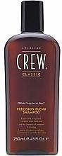 Fragrances, Perfumes, Cosmetics After Hair Coloring Shampoo - American Crew Classic Precision Blend Shampoo