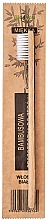 Fragrances, Perfumes, Cosmetics Soft Bamboo Toothbrush, white - Bio4You