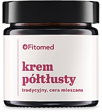 Fragrances, Perfumes, Cosmetics Classic Lightening Cream - Fitomed Vanishing Classic Cream
