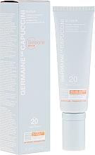 Fragrances, Perfumes, Cosmetics Correction Face Cream - Germaine de Capuccini B-Calm Correcting Moisturising Cream SPF20