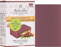 Fragrances, Perfumes, Cosmetics Tamrind Soap - Sabai Thai Herbal Tamrind Soap