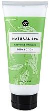 Fragrances, Perfumes, Cosmetics Body Milk - Accentra Natural Spa Eucalyptus & Lemongrass Body Lotion