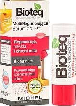 Fragrances, Perfumes, Cosmetics Regenerating Lip Serum - Bioteq Multi Regenerating Lip Serum