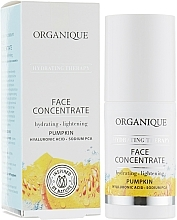 Fragrances, Perfumes, Cosmetics Moisturizing Face Concentrate - Organique Hydrating Therapy Face Concentrate