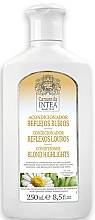 Fragrances, Perfumes, Cosmetics Blonde Hair Conditioner with Chamomile Extract - Intea Camomile Hair Conditioner Blond Hightlights