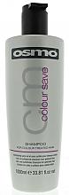 Fragrances, Perfumes, Cosmetics Colored Hair Shampoo - Osmo Colour Save Shampoo