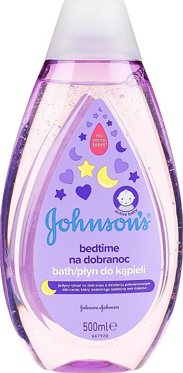 "Bath Foam ""Before Bed"" - Johnson's Baby"