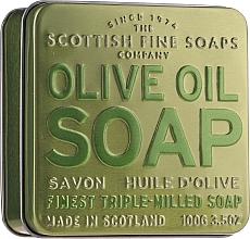 Fragrances, Perfumes, Cosmetics Soap - Scottish Fine Soaps Olive Oil Soap In A Tin
