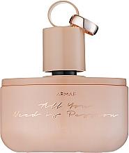 Fragrances, Perfumes, Cosmetics Armaf All You Need Is Passion - Eau de Parfum