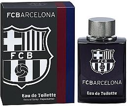 Fragrances, Perfumes, Cosmetics Air-Val International FC Barcelona Black - Eau de Toilette