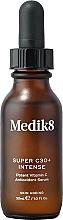 Fragrances, Perfumes, Cosmetics Vitamin C & Ferulic Acid Serum - Medik8 Super C30+ Intense