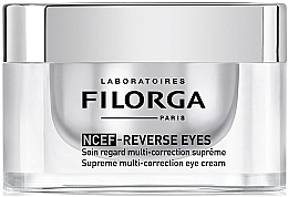 Fragrances, Perfumes, Cosmetics Multi-Correcting Eye Cream - Filorga NCEF-Reverse Eyes