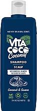 Fragrances, Perfumes, Cosmetics Anti-Dandruff Coconut & Guava Shampoo - Vita Coco Scalp Coconut & Guava Shampoo