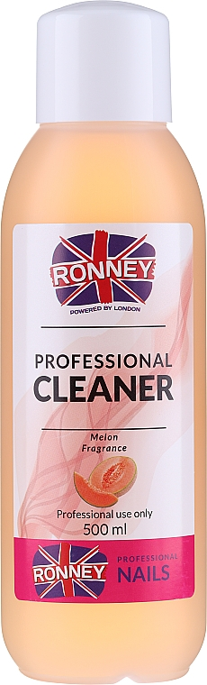 """Nail Degreaser """"Melon"""" - Ronney Professional Nail Cleaner Melon"""