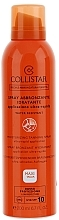 Fragrances, Perfumes, Cosmetics Moisturising Tanning Spray - Collistar Moisturizing Tanning Spray SPF10 200ml