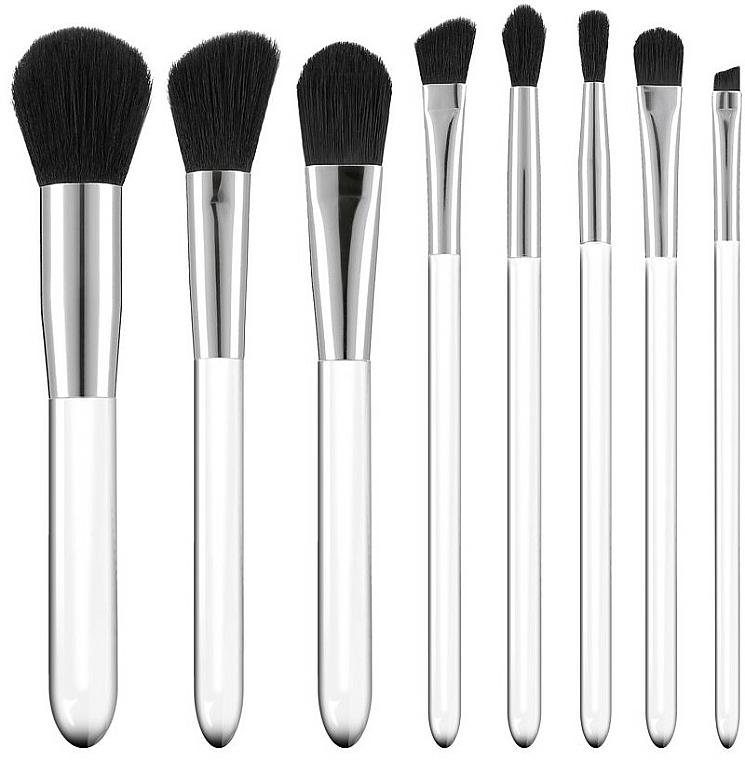 Makeup Brush Set, 8 pcs - Tools For Beauty