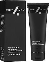 Fragrances, Perfumes, Cosmetics Revitalizing Hand Cream - Unit4Men Citrus&Musk Revitalizing Hand Cream