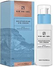 Fragrances, Perfumes, Cosmetics Moisturizing Eye Cream - Vie De Sel Moisturizing Eye Cream