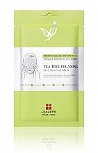 Fragrances, Perfumes, Cosmetics Soothing Mask - Leaders Tea Tree Relaxing Skin Renewal Mask