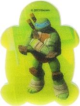 """Fragrances, Perfumes, Cosmetics Kids Bath Sponge """"Ninja Turtles"""" Leonardo 6 - Suavipiel Turtles Bath Sponge"""