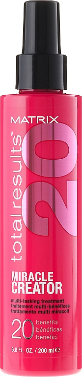 20-in-1 Multifunctional Spray - Matrix Total Results Miracle Creator