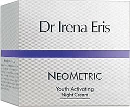 "Fragrances, Perfumes, Cosmetics Night Face Cream ""Youth Activating"" - Dr Irena Eris Neometric Youth Activating Night Cream"
