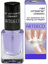 Fragrances, Perfumes, Cosmetics Nail Whitener - Artdeco Nail Whitener Classic
