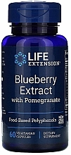 Fragrances, Perfumes, Cosmetics Blueberry Extract With Pomegranate Dietary Supplement - Life Extension Blueberry Extract With Pomegranate
