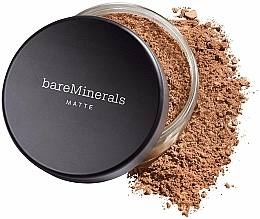 Fragrances, Perfumes, Cosmetics Mattifying Face Cream-Powder - Bare Escentuals Bare Minerals Matte Foundation SPF15