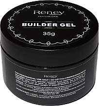 Fragrances, Perfumes, Cosmetics Shimmer Builder Gel - Reney Cosmetics Builder Gel Shimmer