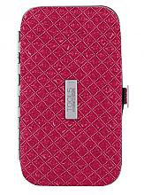 Fragrances, Perfumes, Cosmetics Manicure Set, 5-piece - Gabriella Salvete Tools Manicure Kit Magenta