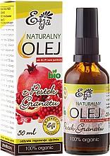 Fragrances, Perfumes, Cosmetics Pomegranate Seed Oil - Etja Bio